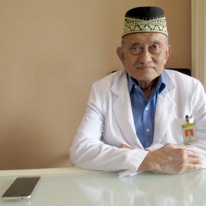 dr H Abdul Mukti, Sp