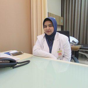 dr Diah Rachmaniah, Sp