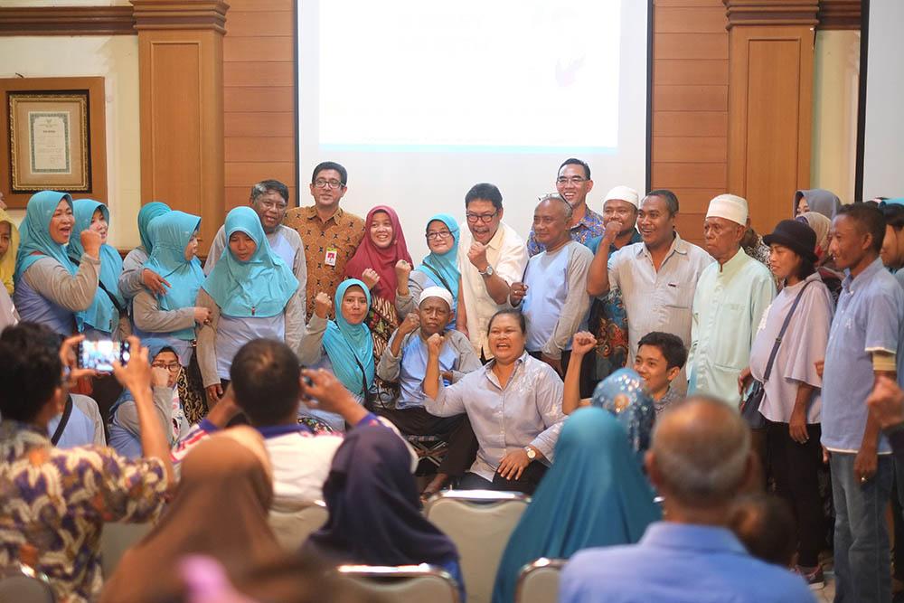 24 mar AL IRSYAD -Gelar Gathering untuk Motivasi Pasien Hemodialisis