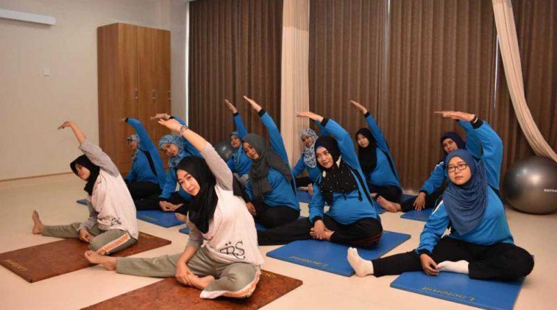 Rsalirsyadsurabaya.co.id – Senam Hamil RS Al Irsyad Surabaya, Kegiatan yang Tak Bisa Dilewatkan Para Bumil