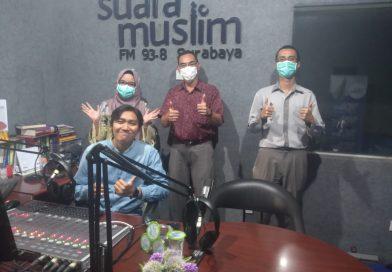 Rsalirsyadsurabaya.co.id – Gelar Wicara Bersama Radio Suara Muslim: Mengenal Gejala Pneumonia pada Anak