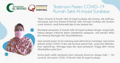 Rsalirsyadsurabaya.co.id – Testimoni Pasien COVID-19 Rumah Sakit Al-Irsyad Surabaya