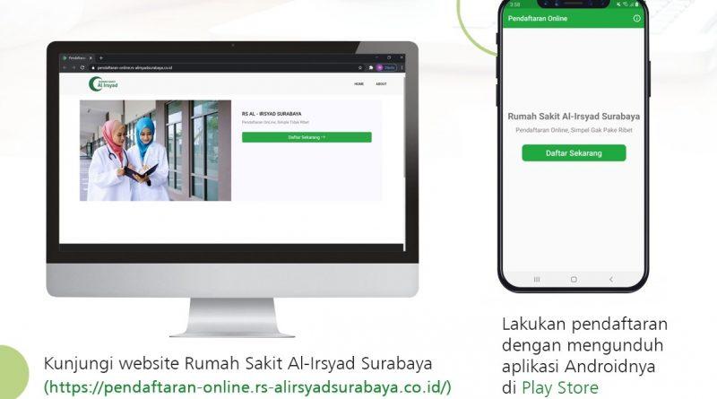 Rsalirsyadsurabaya.co.id – ©Cara Melakukan Pendaftaran Online Pasien RS Al Irsyad Surabaya Melalui Aplikasi